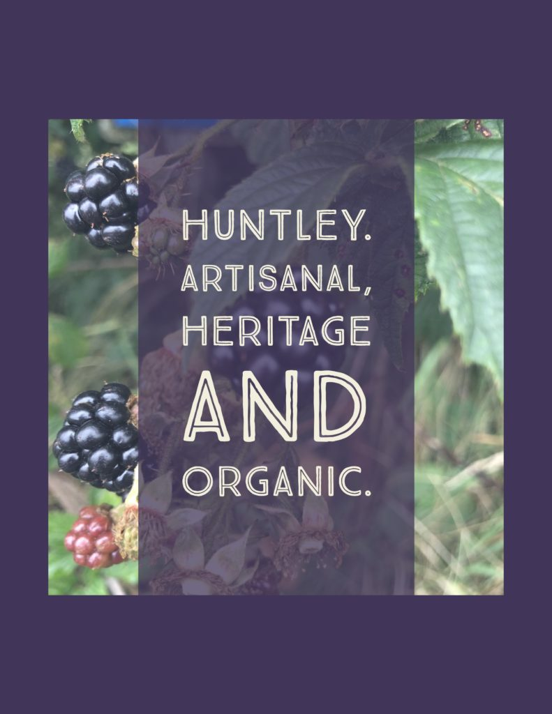 Huntley artisanal, heritage and organic