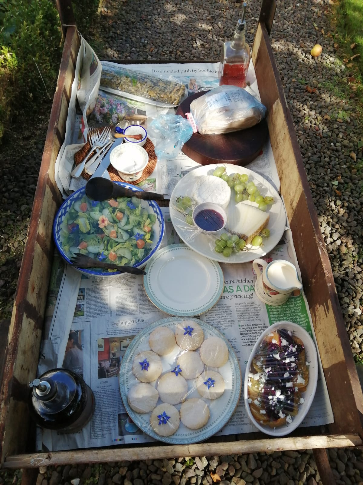 Hidden Huntley Walking and Food Tour
